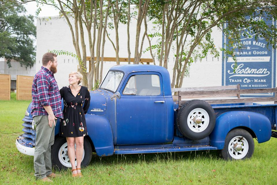 "<h1 class=""title"">Erin and Ben Napier of HGTV's Home Town</h1> <div class=""caption""> Erin and Ben Napier star on HGTV's <em>Home Town,</em> which is available to stream on Hulu. </div> <cite class=""credit"">Photo: Meggan Haller for The Washington Post via Getty Images</cite>"