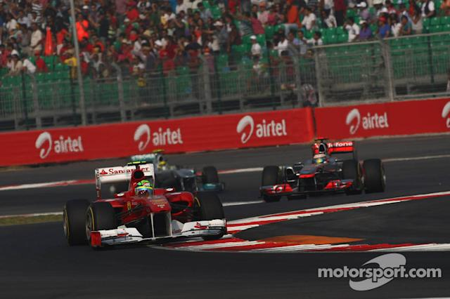 "Buddh International Circuit, India – 2011-2013 <span class=""copyright"">XPB Images</span>"