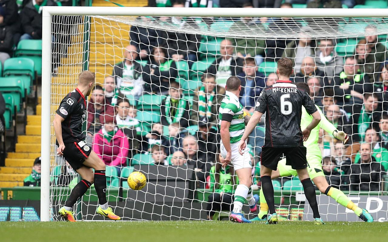 Scottish Cup: Celtic survive early scare to ease past St Mirren and set up Old Firm semi-final at Hampden