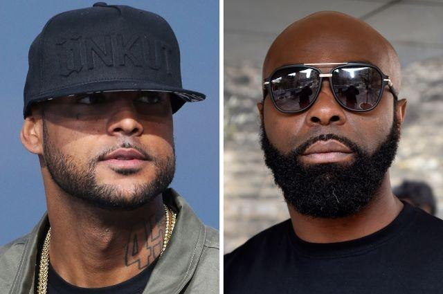 Swiss cage fight between feuding French rappers cancelled