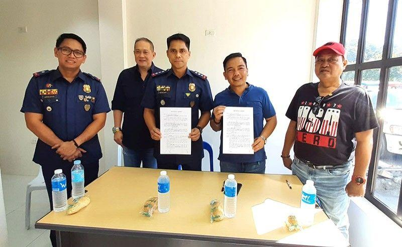 CCPO uses old Banilad barangay hall as detachment