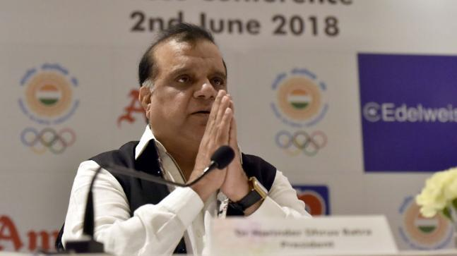 The Indian Olympic Association has announced Asian Games gold medal winners will get Rs five lakh, silver medallists Rs three lakh and bronze medallists two lakh.