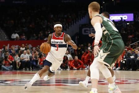 NBA: Preseason-Milwaukee Bucks at Washington Wizards