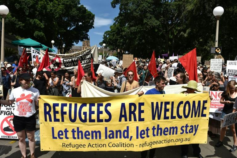The fate of asylum seekers is a polarising issue in Australia