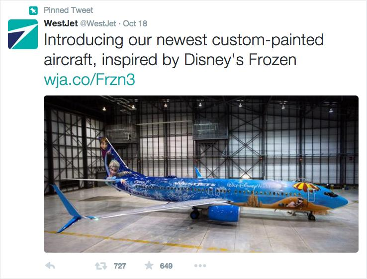 Everything You Need to Know About the New 'Frozen' Plane