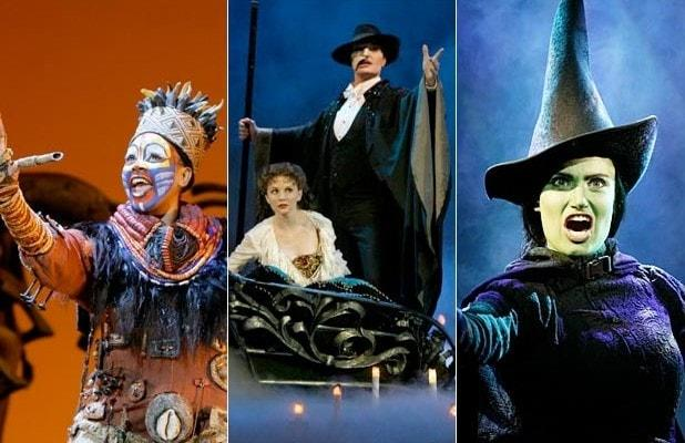 17 Top-Grossing Broadway Musicals of All Time, From 'Hamilton' to 'The Lion King' (Photos)