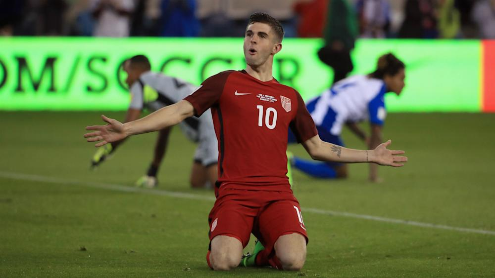 Christian Pulisic USA 1 NxGn 03292017