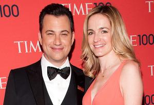 Jimmy Kimmel, Molly McNearney | Photo Credits: D Dipasupil/FilmMagic/Getty Images