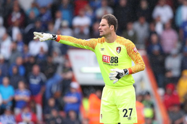Asmir Begovic tells Yahoo Sport that the Premier League goalkeeping fraternity is in a very strong position right now