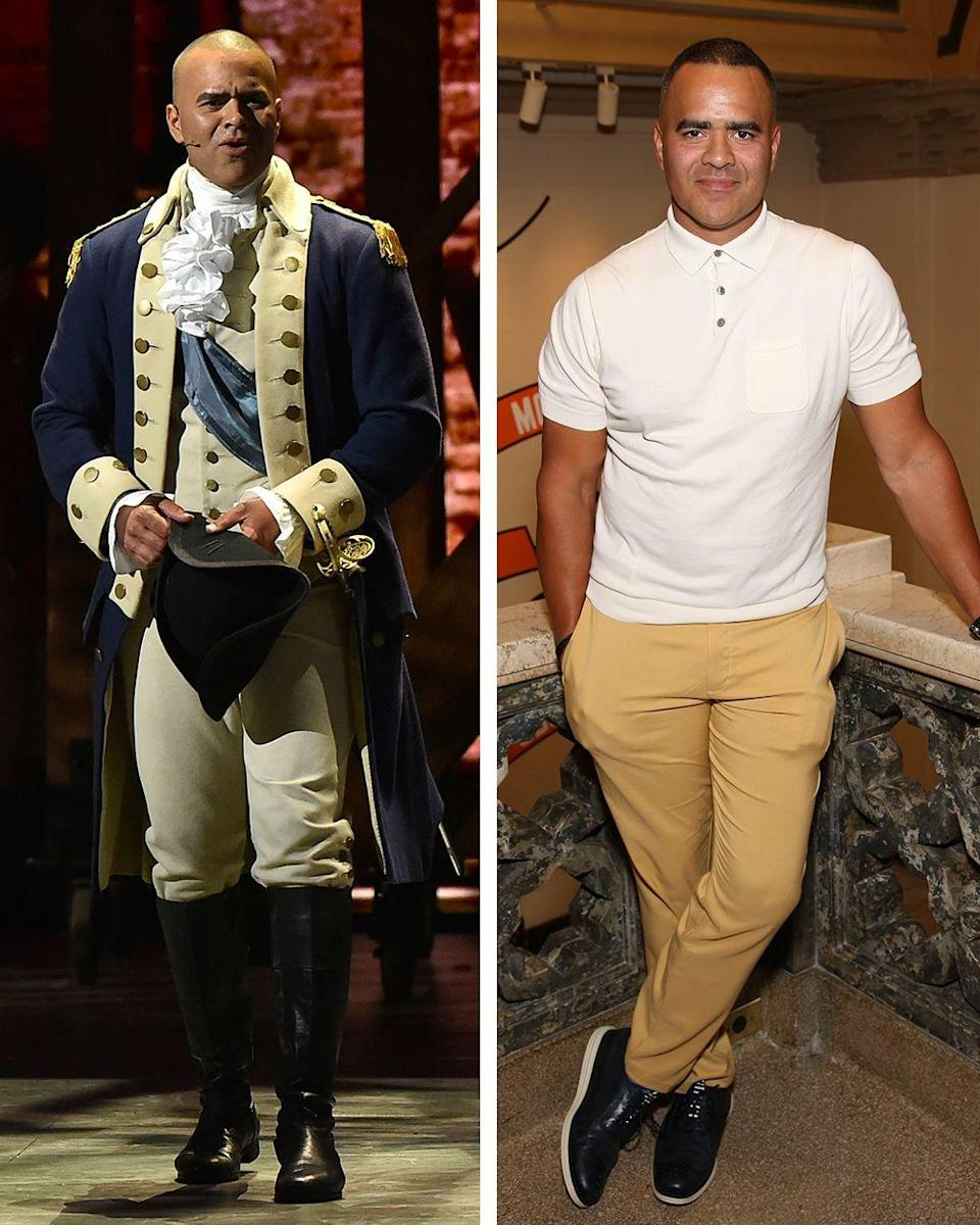 <p>Jackson was by no means a Broadway novice when he took on the role of Washington in <em>Hamilton</em>. The actor had already played Simba in <em>The Lion King</em> and originated the role of Benny in <em>In the Heights</em>. Since <em>Hamilton</em>, Jackson also played a role in <em>Moana</em> and stars as Chunk Palmer in the CBS television drama, <em>Bull</em>. Jackson also acted in Ava DuVernay's acclaimed Netflix series, <em>When They See Us</em>, and has a reoccurring role in AppleTV+'s <em>Central Park</em>. In addition to his acting career, Jackson is a member of hip-hop improv group Freestyle Love Supreme, recently featured in a Hulu documentary.</p>