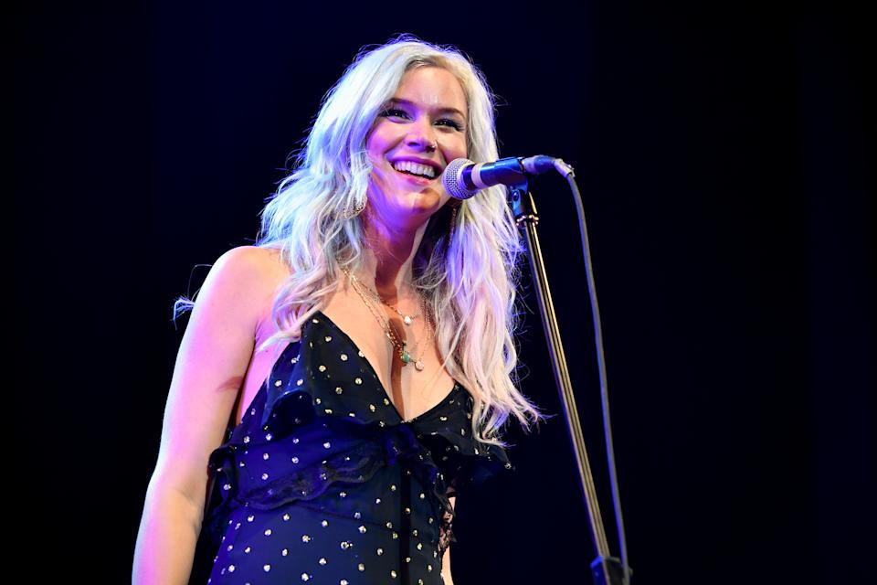 Joss Stone performs during the 34th International Jazz Plaza Festival at Teatro Nacional on January 17, 2019 in Havana, Cuba. (Photo by Erika Goldring/Getty Images)