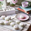 """<p>There's no denying that macarons take practice, but if you make sure the consistency is right before piping and that your oven is at the correct temperature (an oven thermometer is best for this), you're on to a winner.</p><p><strong>Recipe: <a href=""""https://www.goodhousekeeping.com/uk/food/recipes/a36050557/vegan-macarons/"""" rel=""""nofollow noopener"""" target=""""_blank"""" data-ylk=""""slk:Vegan Macarons"""" class=""""link rapid-noclick-resp"""">Vegan Macarons</a></strong></p>"""