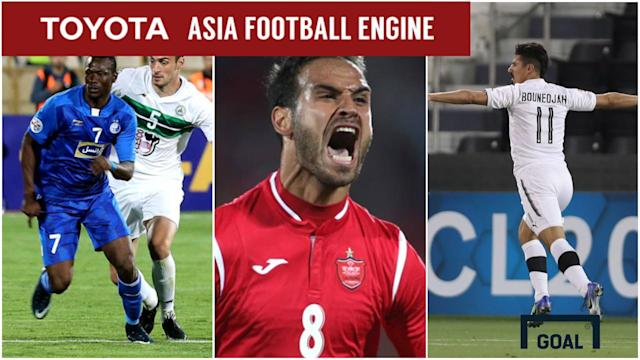 Mame Thiam, Ahmad Nourollahi or Baghdad Bounedjah - Who should be the Asian Player of the Week?