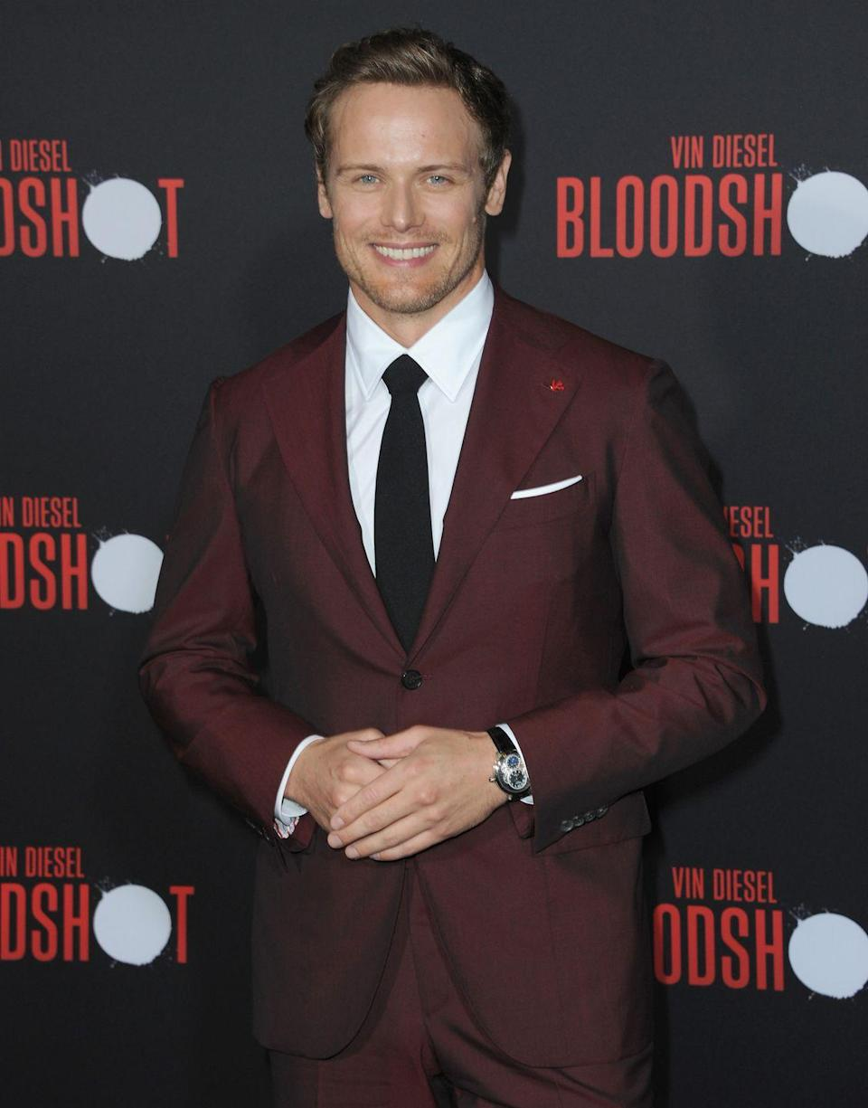 "<p>Height: 6'3""</p><p>Did everyone know that Jamie Fraser was this tall after watching <em>Outlander</em>, or was I the only person unaware?</p>"