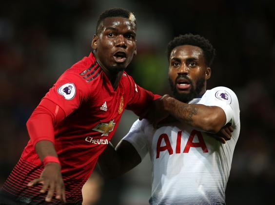 Danny Rose expects to stay at Tottenham after 'shocking' recall for Manchester United win