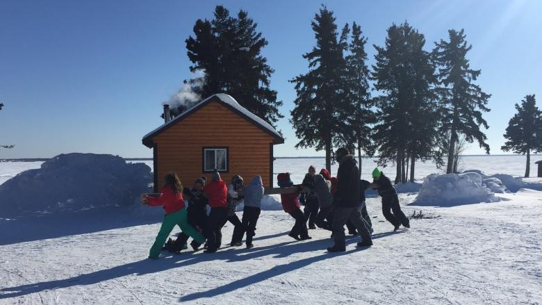 Cultural exchange brings Ottawa students to Fort Resolution, N.W.T