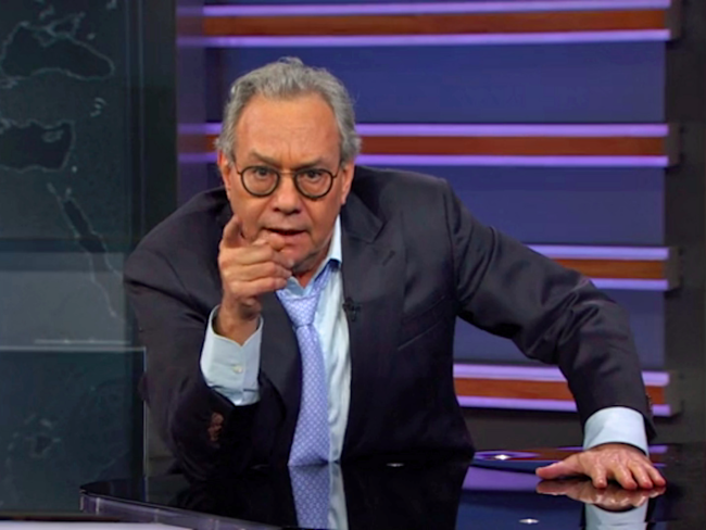 lewis black returns to yell at 'lazy' millennials to get out the vote