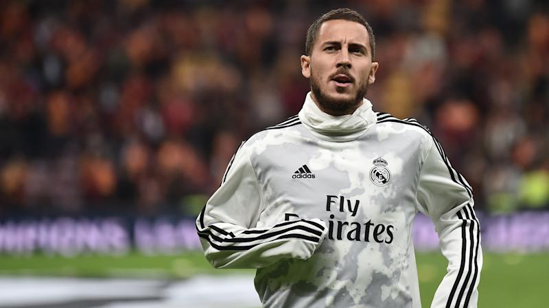 Hazard reveals he was overweight when joining Real Madrid & accepts his form wasn't good enough