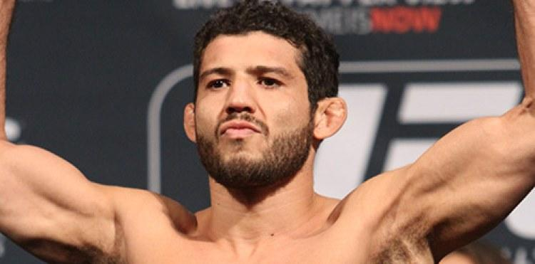 Gilbert Melendez at UFC 181