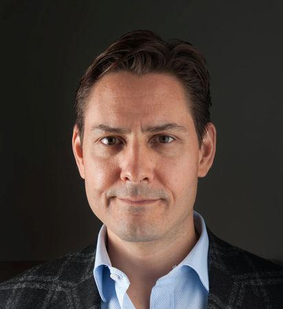Michael Kovrig, an employee with the International Crisis Group and former Canadian diplomat appears in this photo provided by the International Crisis Group in Brussels, Belgium, December 11, 2018. Courtesy CRISISGROUP/Julie David de Lossy/Handout via REUTERS