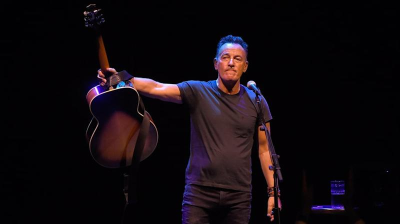 Bruce Springsteen Awarded Special Tony Award for Hit Stage Production