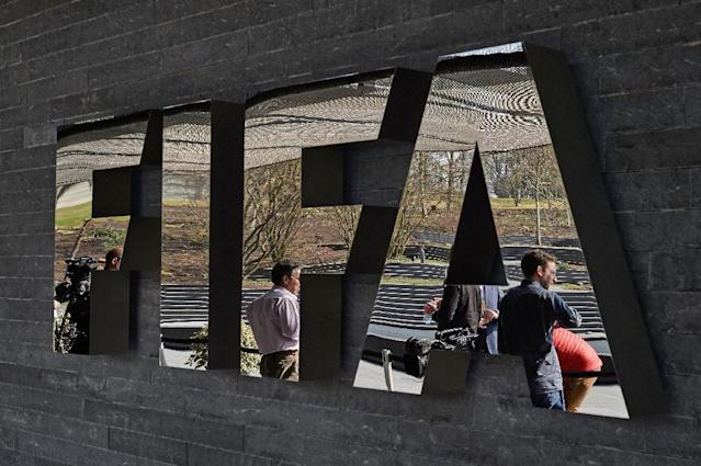 The corruption scandal sweeping through FIFA will lead to profound changes in the way world football's governing body is run, marking the end of the Blatter era, according to French geopolitical and football expert Pascal Boniface (AFP Photo/Michael Buholzer)