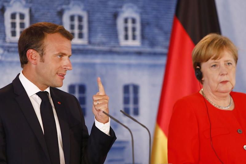 Germany Won't Enlist in Macron's European Army