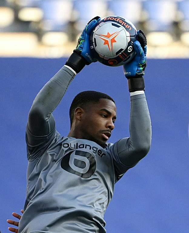 Mike Maignan has been a key figure in a Lille side that boasts the French top-flight's best defensive record, conceding just 20 goals in 33 games