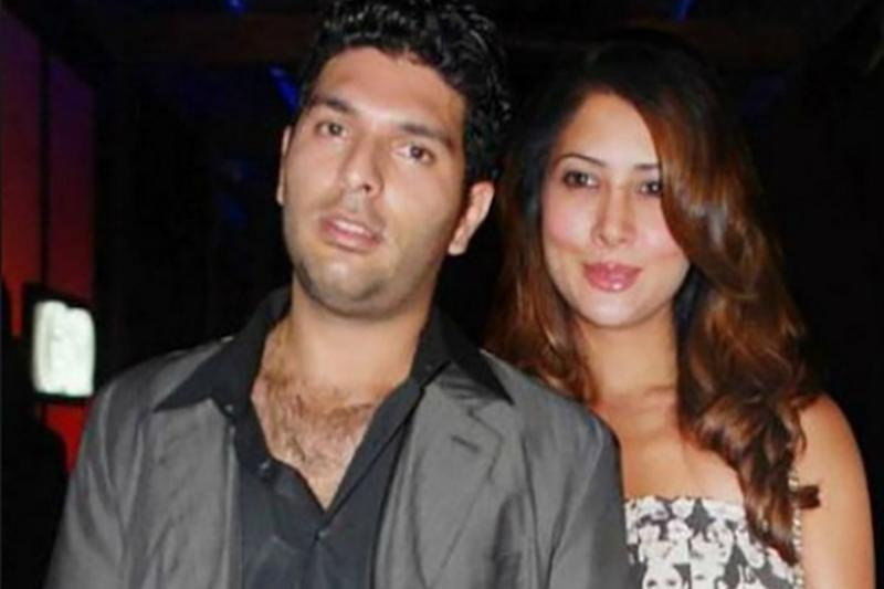 May Your Next Phase be As Smashing with Hazel, Says Kim Sharma on Yuvraj Singh's Retirement