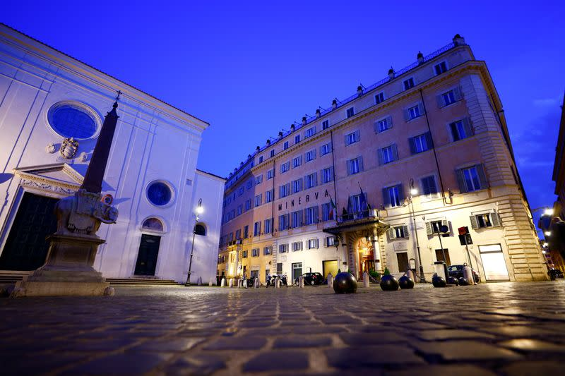 Italy's luxury hotels attract buyers betting on post-pandemic recovery