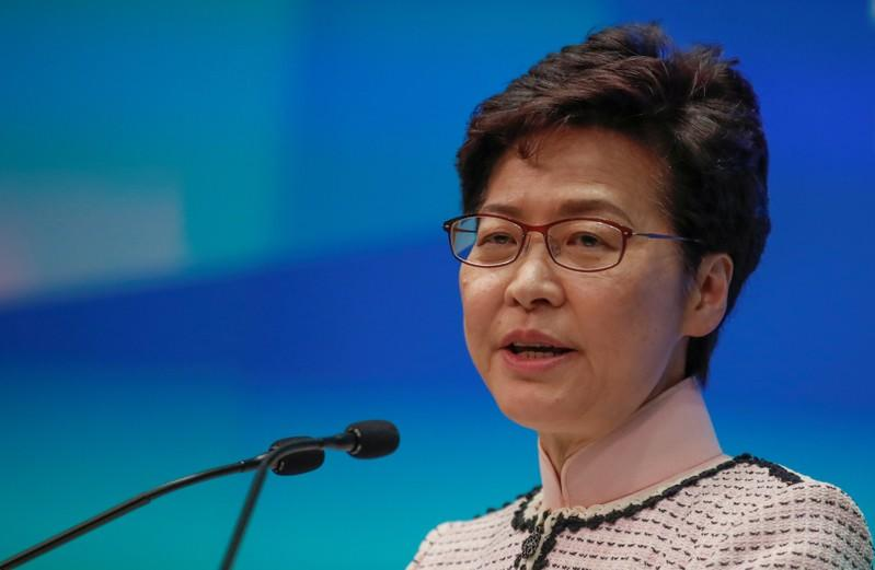 China plans to replace Hong Kong leader Lam with 'interim' chief executive - FT