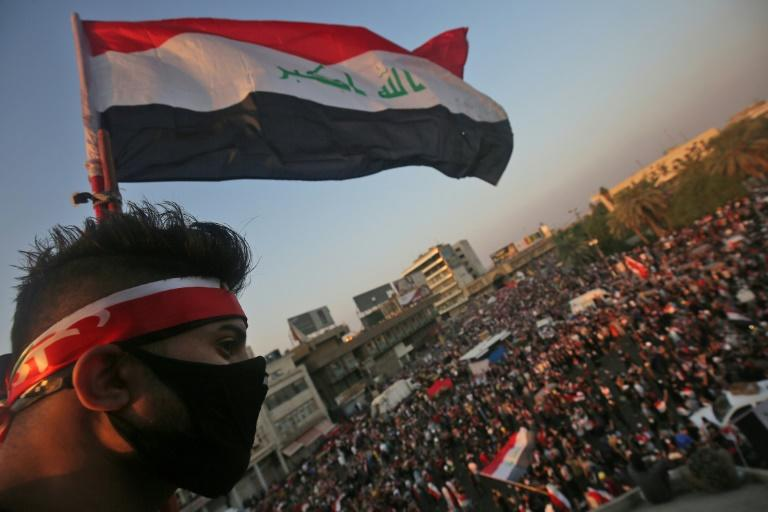 Anti-government protests in Iraq have left more than 250 people dead and 10,000 wounded since October 1