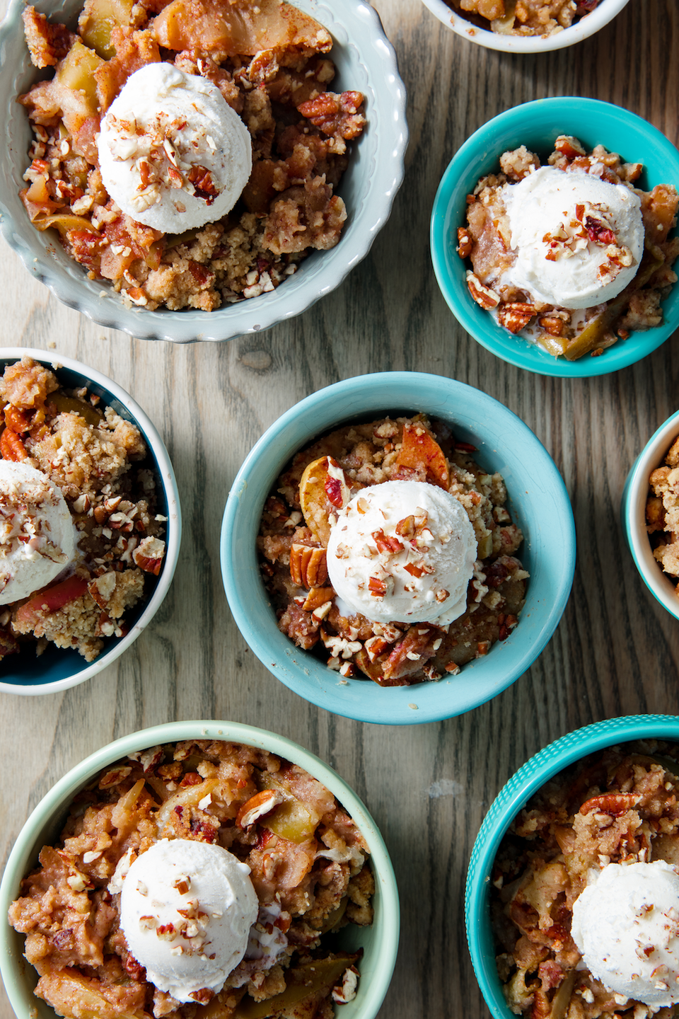 """<p>Delish with or without ice cream.</p><p>Get the recipe from <a href=""""https://www.delish.com/cooking/recipe-ideas/a21581233/easy-apple-crumble-recipe/"""" rel=""""nofollow noopener"""" target=""""_blank"""" data-ylk=""""slk:Delish"""" class=""""link rapid-noclick-resp"""">Delish</a>.</p>"""