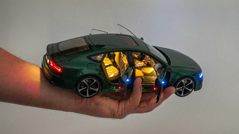 Audi RS7 Diecast Model Car