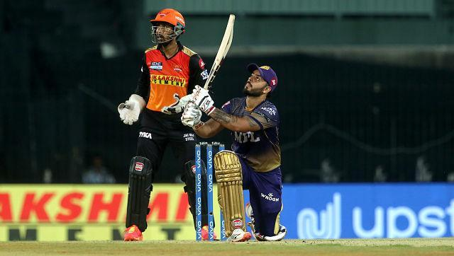 Nitish Rana played an important role with the bat as his team Kolkata Knight Riders began their IPL 2021 campaign with a victory over Sunrisers Hyderabad. Sportzpics