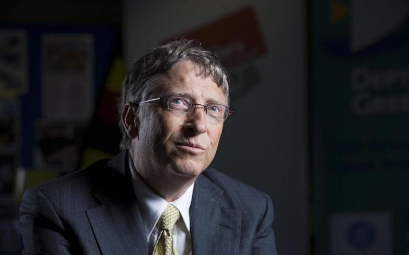 Bill Gates:'We are not fully prepared for the next global pandemic' - Andrew Crowley
