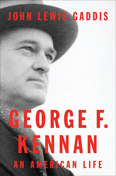 "In this undated image released by The Penguin Press, ""George F. Kennan: An American Life,"" by John Lewis Gaddis is shown. On Monday, April 16, 2012, Gaddis won the Pulitzer Prize for biography for ""George F. Kennan: An American Life."" (AP Photo/The Penguin Press)"