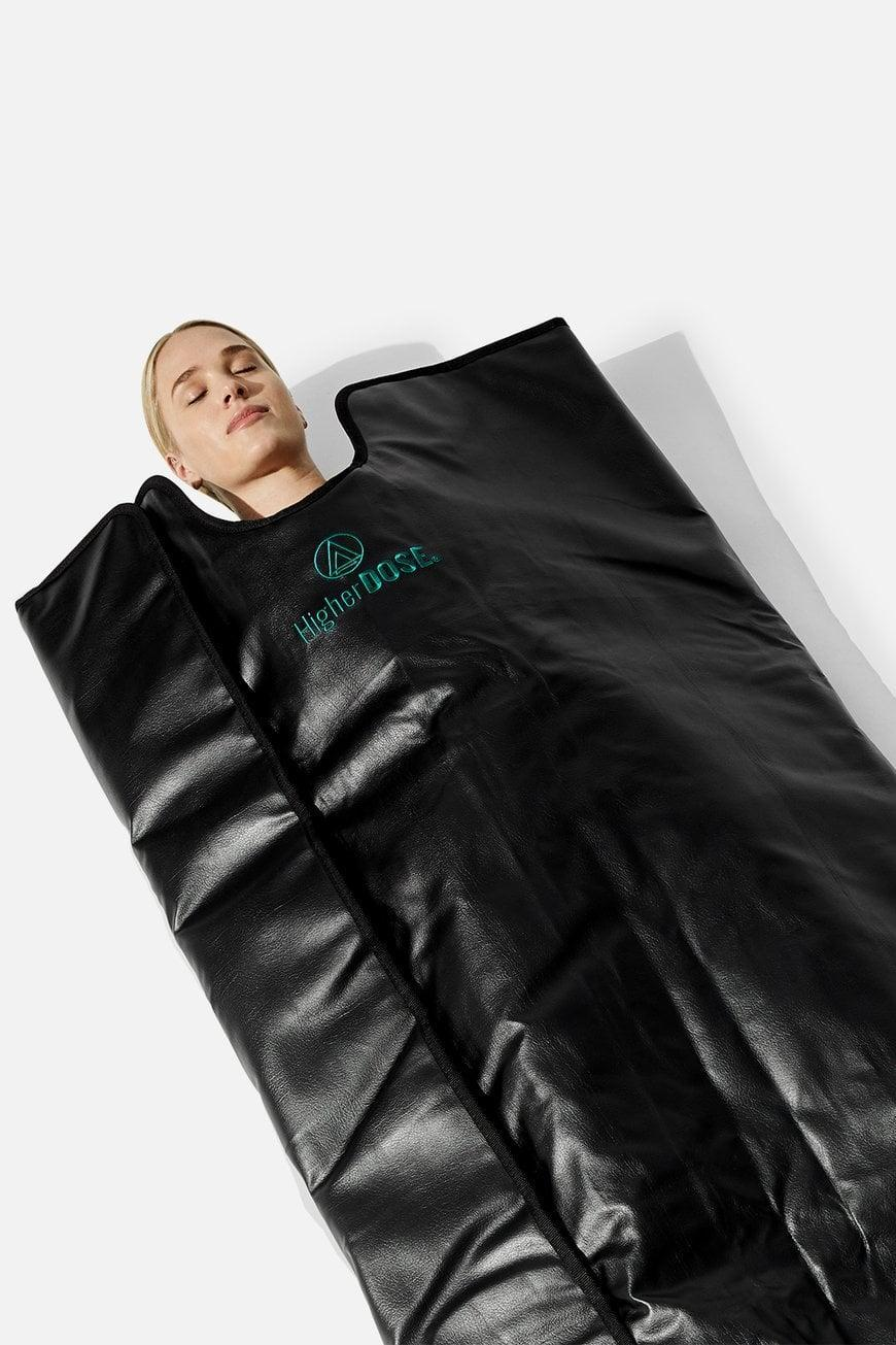 <p>Now that we're working out at home and relaxing at home, this <span>Higher Dose Infrared Sauna Blanket</span> ($500) is a brilliant present. If they love the effects of sauna, and don't we all, this blanket will get so much use.</p>