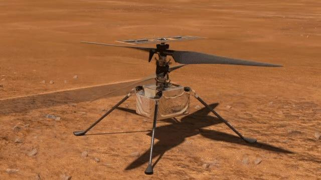 Last News Watch live NASA mission control as the Ingenuity helicopter attempts to fly to Mars on Monday