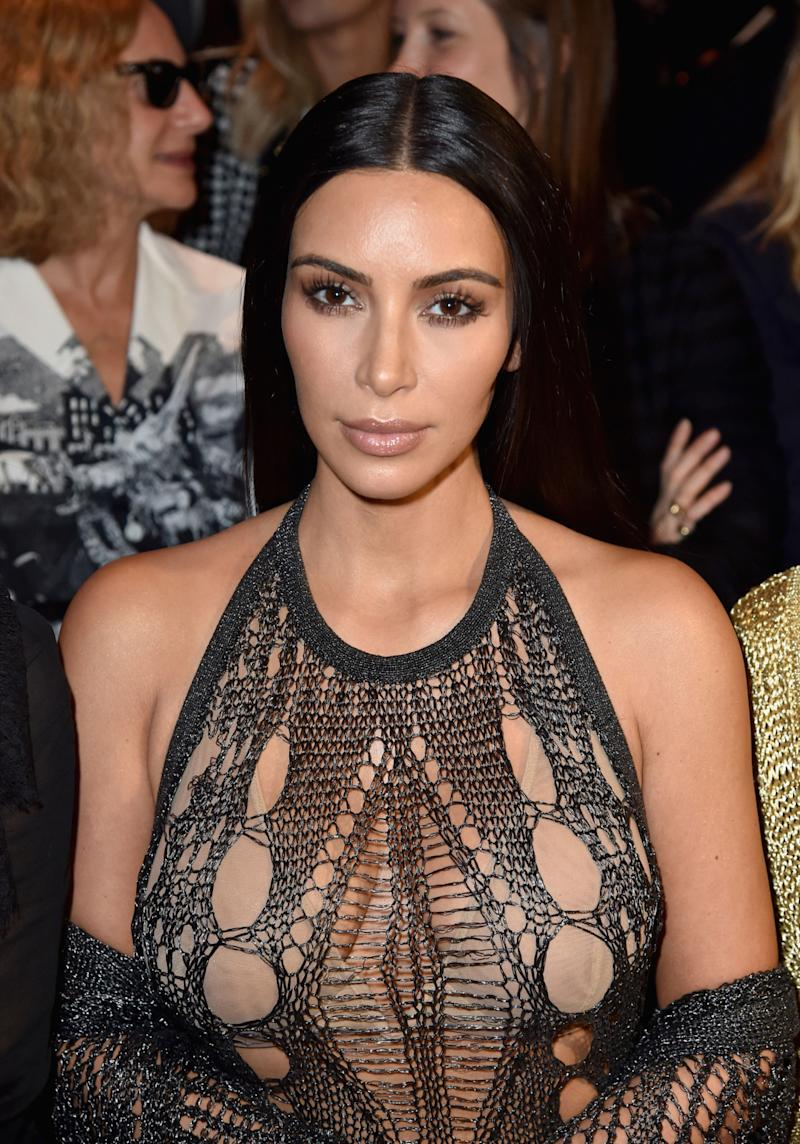 Kim Kardashian Reveals She's Undergoing Surgery on Her Uterus to Have a Third Child