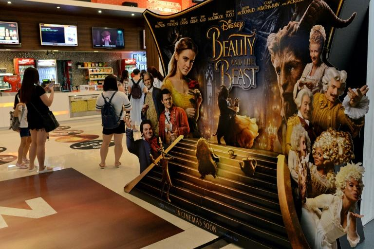 """Beauty and the Beast"" has made $317 million in total since opening and is said to be the best ever for a March release by the website Variety"