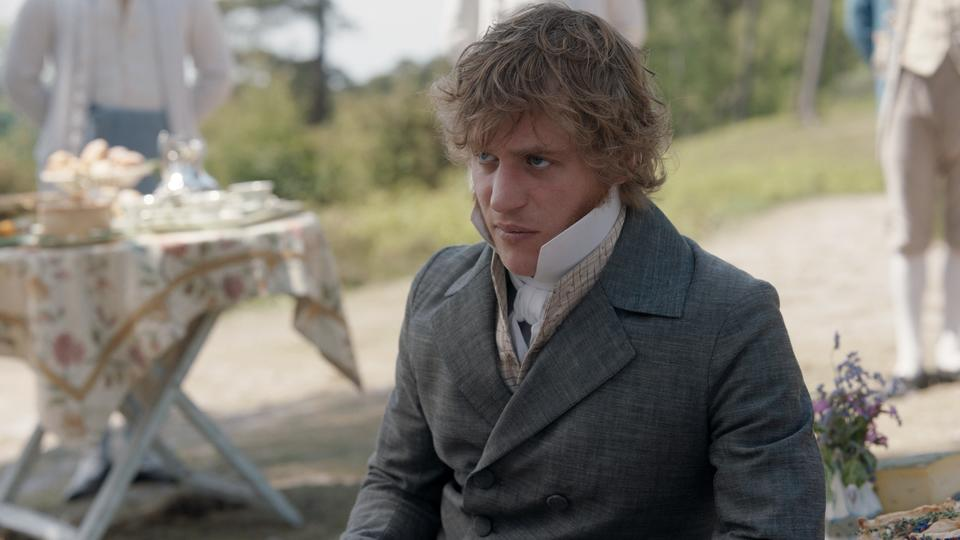Johnny Flynn as George Knightley in a still from Emma. (Photo: Focus Features)