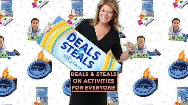 PHOTO: Deals & Steals on activities for everyone (ABC News Photo Illustration)