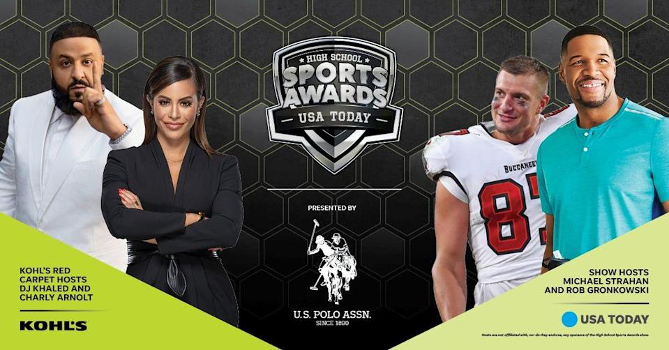 The USA TODAY High School Sports Awards show debuts Aug. 5.