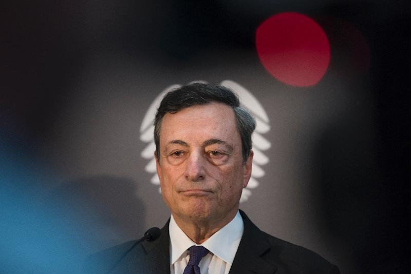 Traders are looking to Draghi to be the savior of the eurozone economy (again)