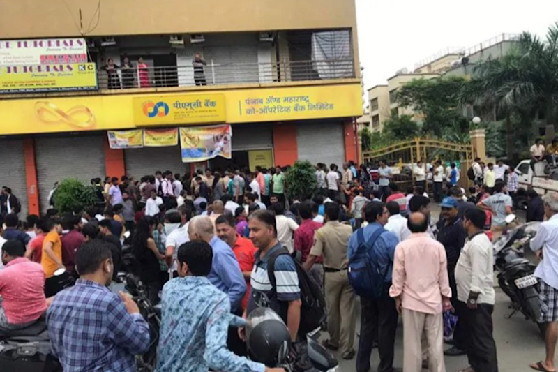 As Depositors Protest, Police Complaint Shows PMC Bank Created 21,000 Fake Accounts to Hide Loans