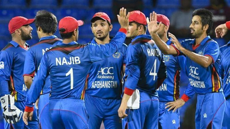 Afghanistan had won their first World Cup match against minnows Scotland in 2015