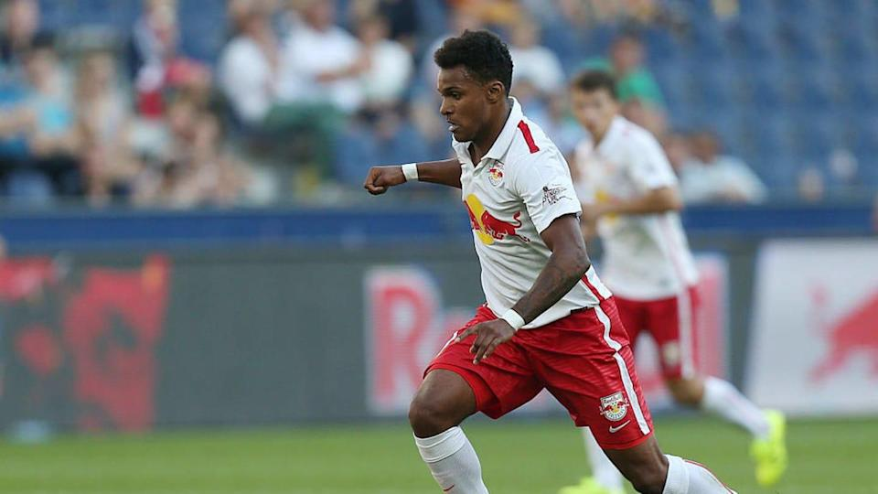 Lazaro esteve no Red Bull Salzburg até os 21 anos. | Getty Images/Getty Images