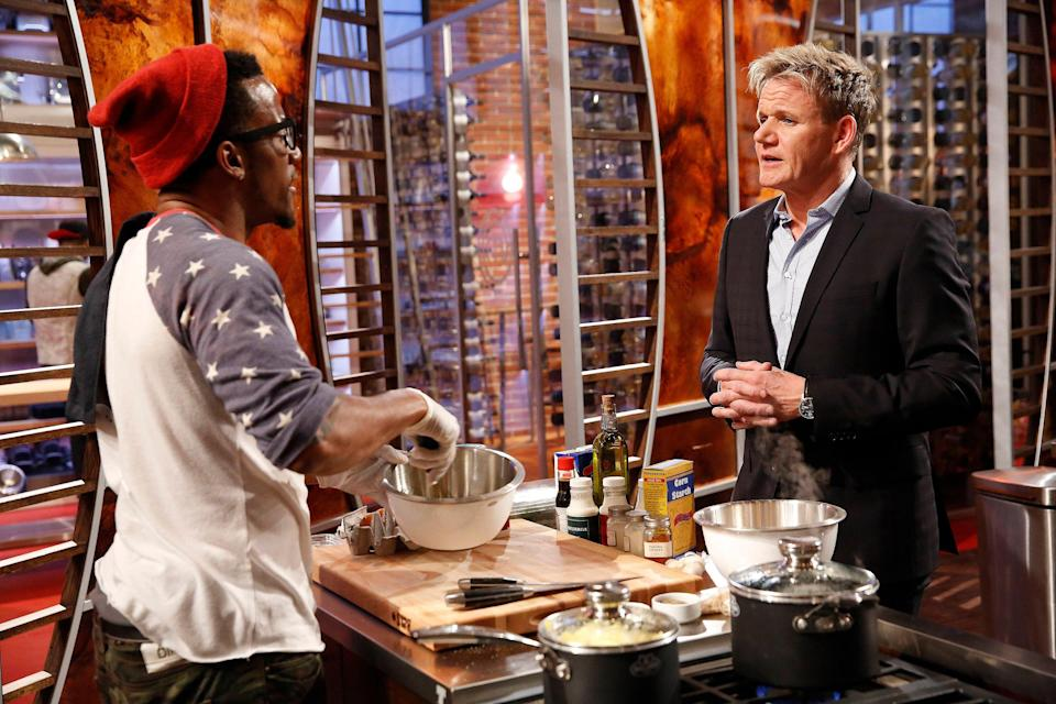 "<p>Think you have what it takes to make it in the <em><a href=""https://www.delish.com/food/a28004815/gordon-ramsey-deanna-colon-masterchef-season-10-episode-3/"" rel=""nofollow noopener"" target=""_blank"" data-ylk=""slk:MasterChef"" class=""link rapid-noclick-resp"">MasterChef</a> </em>kitchen? After 10 seasons of the reality cooking competition, we're diving into what truly goes on behind-the-scenes. From 12-hour days to a strict no recipe policy, we've rounded up the juiciest, most surprising rules that even the show's biggest fans probably don't know.</p>"