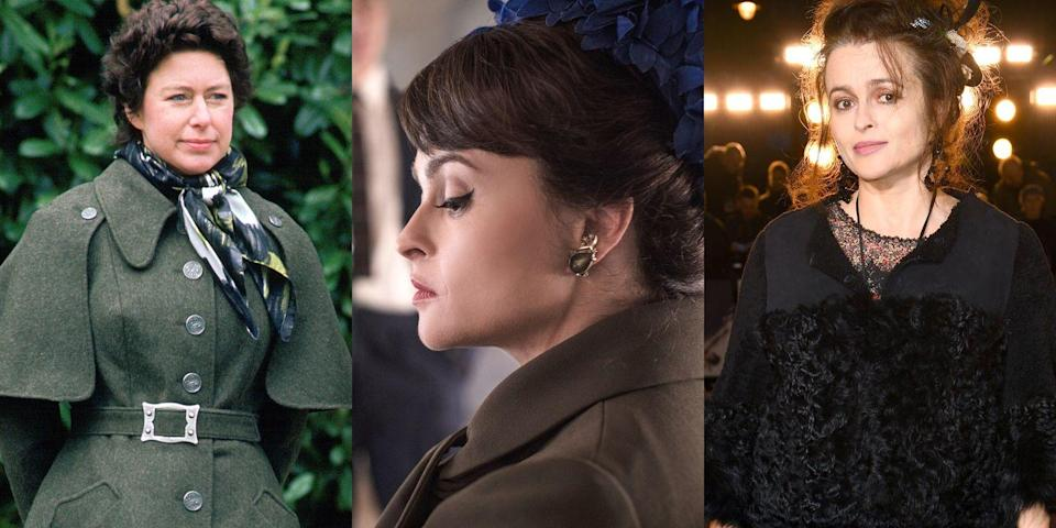 <p>Helena Bonham Carter will portray Princess Margaret in Season 3 of <em>The Crown</em>. She'll also be voicing a character in Netflix's upcoming <em>The Dark Crystal: Age of Resistance</em>. </p>